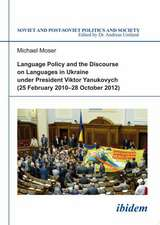 Language Policy and Discourse on Languages in Uk – (25 February 2010–28 October 2012)