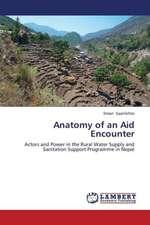 Anatomy of an Aid Encounter