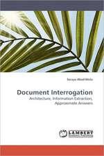 Document Interrogation