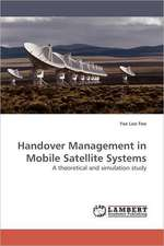 Handover Management in Mobile Satellite Systems