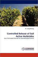 Controlled Release of Soil Active Herbicides