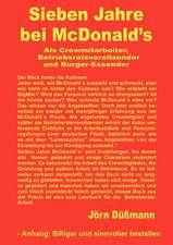 Sieben Jahre bei McDonald's