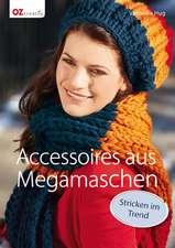Accessoires aus Megamaschen