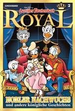 Lustiges Taschenbuch Royal - Nobler Nachwuchs