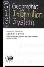 Solution sig web
