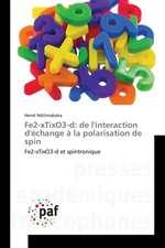 Fe2-xTixO3-d: de l'interaction d'échange à la polarisation de spin