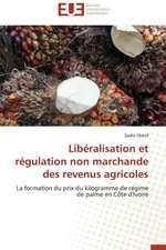 Liberalisation Et Regulation Non Marchande Des Revenus Agricoles:  Les Risques Lies a la Discrimination Des Pvvih