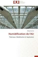 Humidification de L'Air:  Cas de La Cote D'Ivoire
