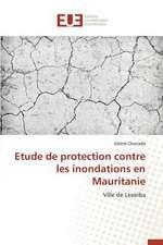 Etude de Protection Contre Les Inondations En Mauritanie