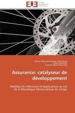 Assurance:  Catalyseur de Developpement