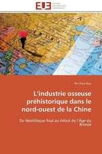 L Industrie Osseuse Prehistorique Dans Le Nord-Ouest de La Chine:  Cristaux Liquides