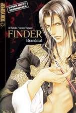 Finder - Brandmal