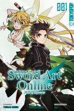 Sword Art Online - Fairy Dance 01