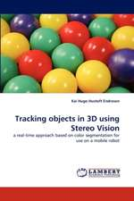 Tracking objects in 3D using Stereo Vision