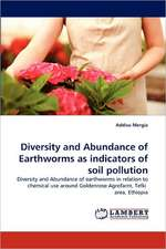 Diversity and Abundance of Earthworms as indicators of soil pollution