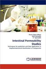Intestinal Permeability Studies