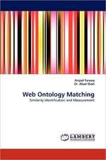 Web Ontology Matching