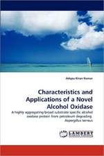 Characteristics and Applications of a Novel Alcohol Oxidase