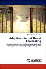 Adaptive Internet Threat Forecasting