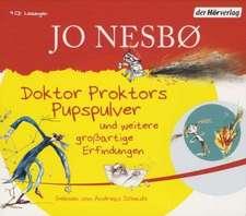 Doktor Proktors Pupspulver und weitere großartige Erfindungen