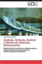 Analisis, Sintesis, Control y Diseno de Antenas, Aplicaciones:  Corea del Sur y Mexico