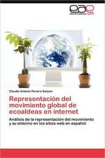 Representacion del Movimiento Global de Ecoaldeas En Internet:  Condiciones de Vida y Politicas Publicas