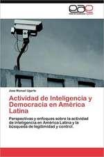 Actividad de Inteligencia y Democracia En America Latina:  Yo Integrotu Integrasla Escuela Integra