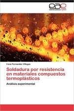 Soldadura Por Resistencia En Materiales Compuestos Termoplasticos:  Un Enfoque Transdisciplinar