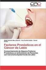 Factores Pronosticos En El Cancer de Labio:  Representaciones Culturales