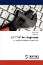 LS-DYNA for Beginners
