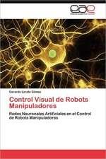 Control Visual de Robots Manipuladores