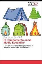 El Campamento Como Medio Educativo:  Palmstrom, Palma Kunkel, Gingganz