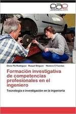 Formacion Investigativa de Competencias Profesionales En El Ingeniero:  Elecciones y Democracia (1998-2010)