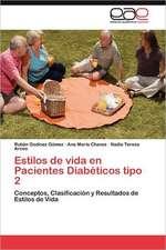 Estilos de Vida En Pacientes Diabeticos Tipo 2:  Ideas Pedagogicas de Fidel