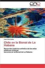Chile En La Bienal de La Habana
