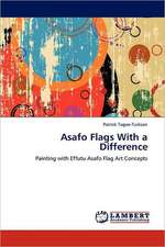 Asafo Flags With a Difference
