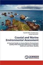 Coastal and Marine Environmental Assessment