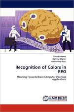 Recognition of Colors in EEG