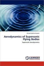 Aerodynamics of Supersonic Flying Bodies