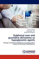 Sulphonyl urea and guanidine derivatives as hypoglycemic agents