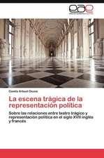 La Escena Tragica de La Representacion Politica:  Un Resumen del Mundo