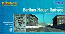 Bikeline Berliner Mauer-Radweg