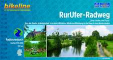 Bikeline Radtourenbuch RurUfer-Radweg