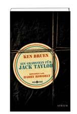 Ein Grabstein für Jack Taylor