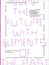 Invent the Future with Elements of the Past: 12 Zurich Artists on a Stroll with Lucius Burckhardt
