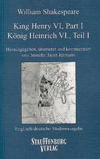 King Henry VI. 1 / König Heinrich VI. 1