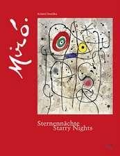 Miró Sternennächte - Starry Nichts