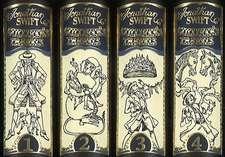 Gulliver's Travels MiniBook -- Gilt-Edged Edition (4 Volumes)