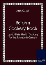Reform Cookery Book