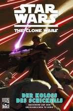Star Wars: The Clone Wars (zur TV-Serie) 05 - Der Koloss des Schicksals